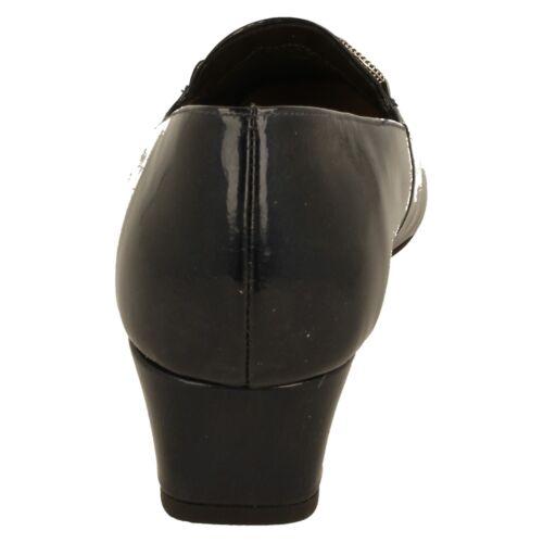 Ladies Van Dal Court Shoes EE Fit Twilight