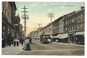 KINGSTON-ONTARIO-Princess-Street-Publisher-Valentine-amp-Sons