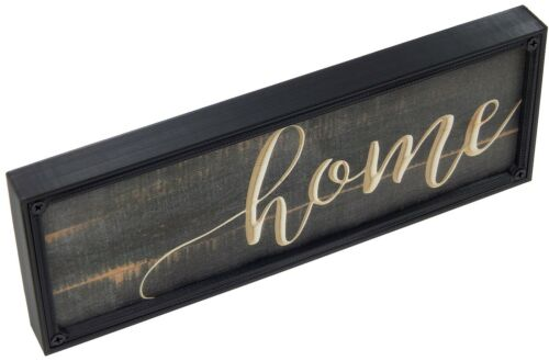 Home Rustic Farmhouse Kitchen Standing Sign or Wall Hanging Family Decor Print