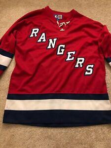 new york rangers red jersey