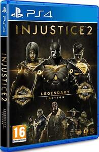 Injustice-2-Legendary-Edition-PS4-Jeu-Pour-Sony-PlayStation-4-New-amp-Sealed