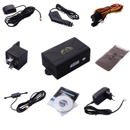 GPS TRACKER TK104 LOCATOR SATELLITE LIGHT ANTITHEFT SYSTEM TK 104 MAGNET