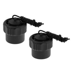 Scuba Dive DIN Tankventil Atemregler Staubkappe mit drehbarem Befestigungsband