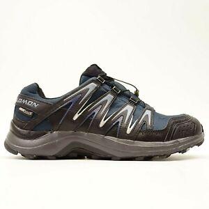 Mens US 9 UK 7.5 Salomon XA Comp 7 Waterproof Trail Running