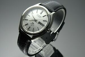 Vintage-1972-JAPAN-SEIKO-LORD-MATIC-SPECIAL-WEEKDATER-5206-6061-25J-Automatic