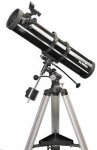 Sky-Watcher-Explorer-130-Newtonian-Reflector-Telescope-EQ2-Mount-10922-UK