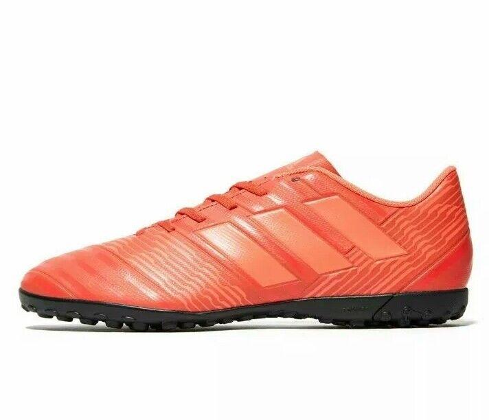 Adidas Nemeziz Tango 17.4 TF Astro Turf Mens Football Boots Size  7