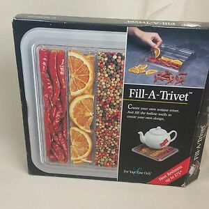 fill a trivet custom design your trivet heat resist to 375 8 x