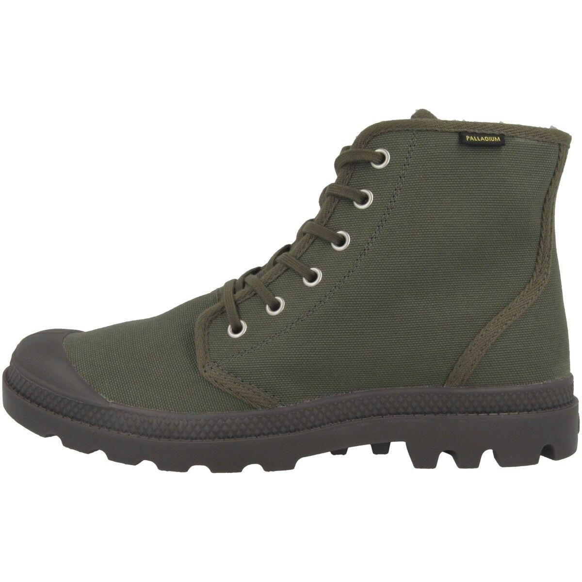 Palladium devoir Hi originaux bottes chaussures High Top Turnchaussures Unisexe 75349-326