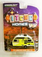 2016 '16 Winnebago Drop 1710 Travel Trailer Hitched Homes Greenlight Diecast