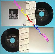 LP 45 7'' DBX The dialogues with flute Continental TECHNICS DEM-101 no cd mc dvd
