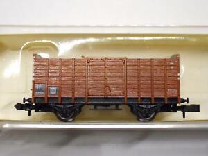 MINITRIX-51-3211-00-Offener-Gueterwagen-DEUTSCHE-REICHSBAHN-33777