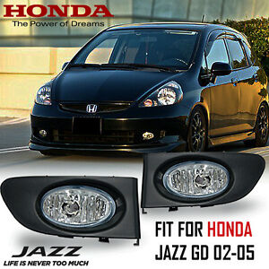 Gd Gli Vti Spot Light Fog Lights Lamps Fit For Honda Jazz
