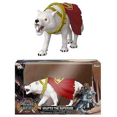 Funko DC PRIMAL età Action Figure 5.5in Krypto LA FIGURA IN VINILE Superdog