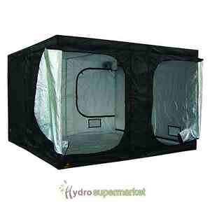 Image is loading GROW-TENT-3M-X-3M-X-2M-MYLAR-  sc 1 st  eBay & GROW TENT 3M X 3M X 2M MYLAR LINED SECRET JARDIN DR300 REVISION ...