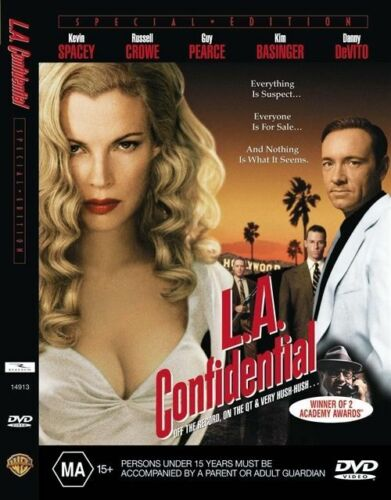 1 of 1 - L.A. Confidential (DVD, 1998)