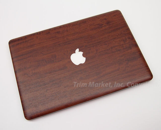 PRIMAVERA WOOD DISPLAY PROTECTOR, DECAL SKIN FITS MACBOOK PRO 15.4 A1286