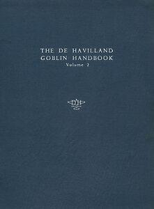 DE-HAVILLAND-GOBLIN-OPERATION-MAINTENANCE-AND-OVERHAUL-HANDBOOK-VOLUME-2