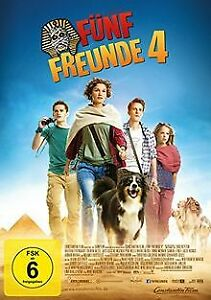 Fuenf-Freunde-4-DVD-Zustand-gut