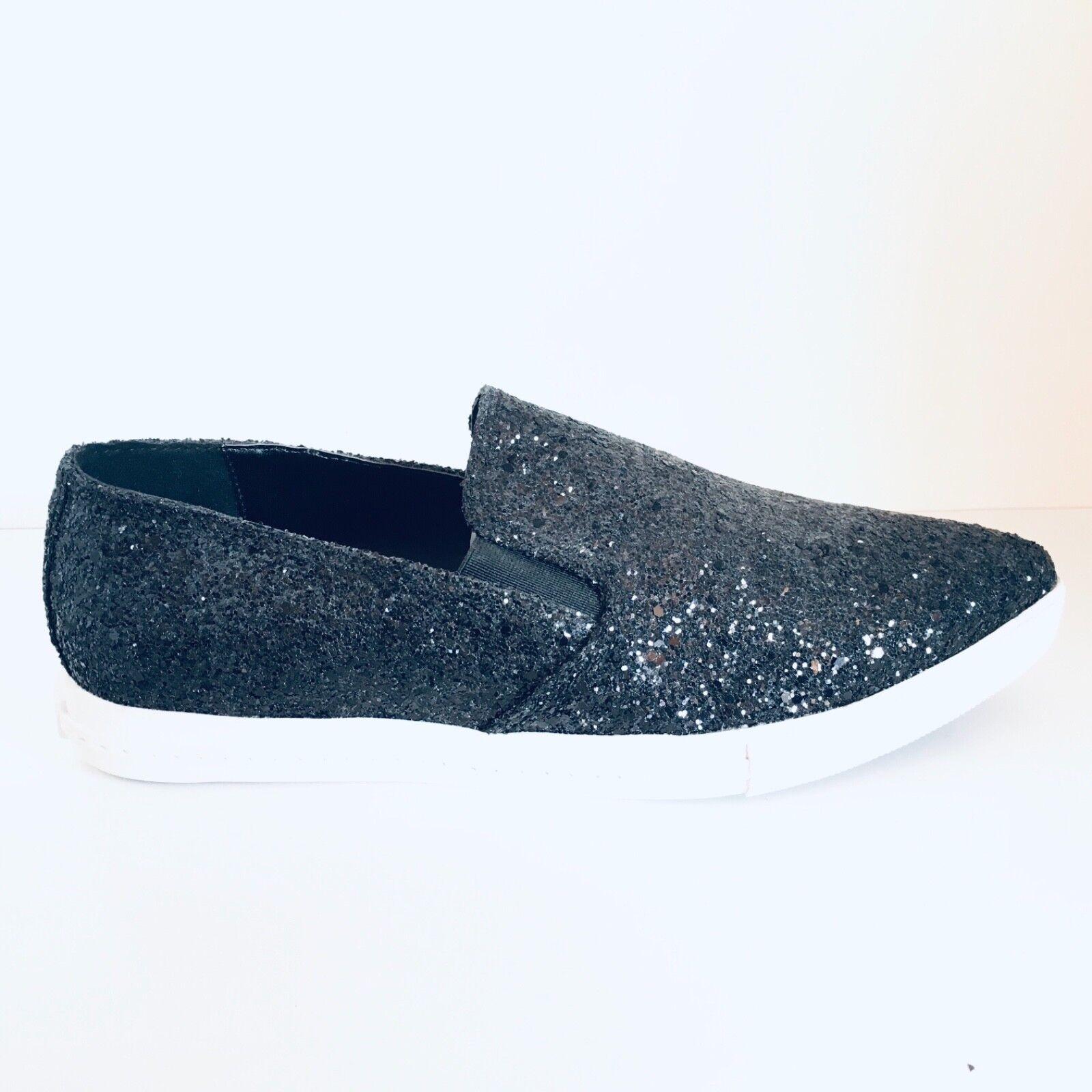 BAGATT BAGATT BAGATT zapatos n. 39 mujer BAGW51 purpurina negro 4749bc