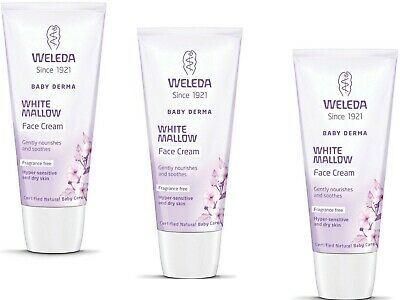 weleda baby derma face cream