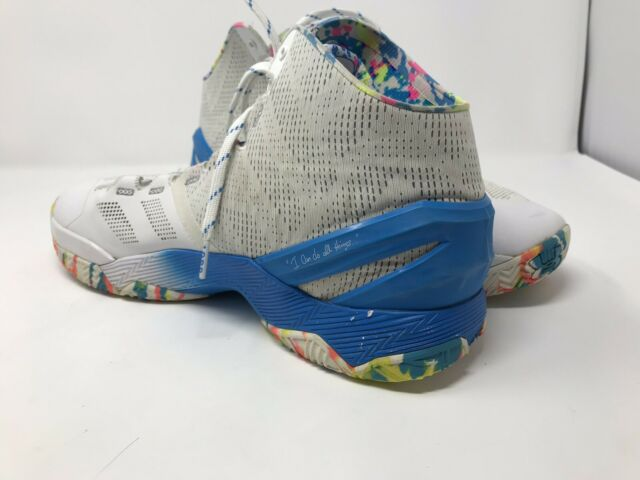 51446661 Under Armour UA Curry 2 Birthday Surprise Party Cake 1259007-103 12 ...