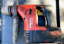 Hilti Te 6 A Cordless Rotary Hammer Drill With Battery