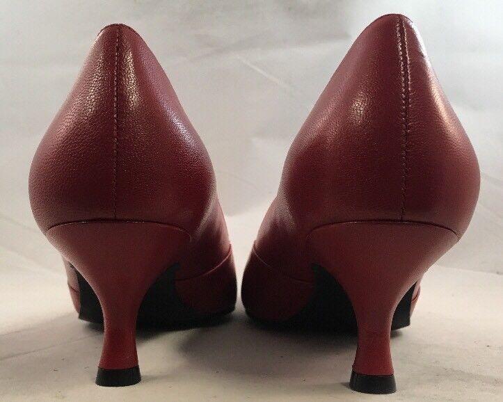 Softwalk Softwalk Softwalk Diamond Red Womens Heels S2208-610 Size 6.5 Wide 821c65