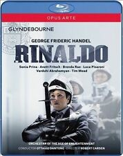 Handel: Rinaldo [Blu-ray], New DVDs