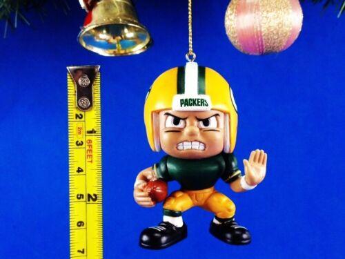 Decoration Ornament Xmas Party Decor Football Cap Hat Green Bay Packers K1365/_C7