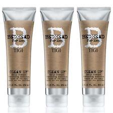 Tigi BED HEAD Uomini ripulire Daily Shampoo 250ml (confezione da 3)