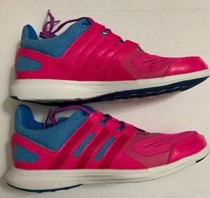 New ADIDAS HYPERFAST 2.0 K Sz 6.5/ 39.5 Youth RUNNING Gym SHOES ...