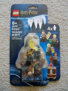 LEGO-Harry-Potter-40419-Hogwarts-Students-Minifigure-Pack-New-amp-Sealed