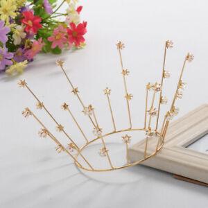 Lolita-Girls-Wedding-Bridal-Mini-Stars-Headband-Cosplay-Hair-Accessory