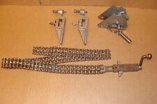 Mathey Dearman Chain Pipe Alignment Clamp 4 16 D232 Universal Chain Clamp