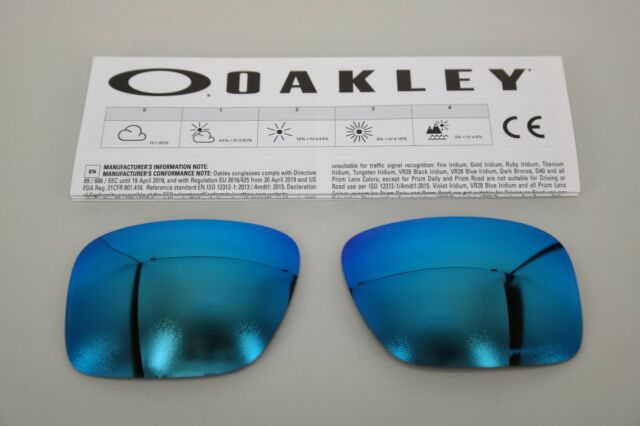 df00beefd4b Oakley Holbrook XL Oo9417 Prizm 24k Polarized Replacement Lens Authentic