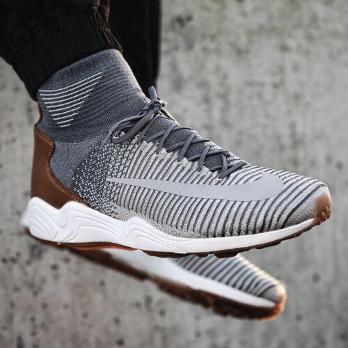 eur à Mercurial Uk Fk Nike 43 Casual pied de 8 5 course Xi Zoom Gris Baskets RxFOAx