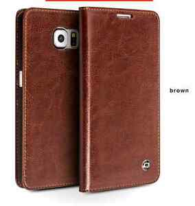 genuine leather premium handmade slim wallet flip case cover samsungimage is loading genuine leather premium handmade slim wallet flip case image not available photos not available for this variation