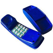 Spieltelefon Kinder Telefon blau für Spielhaus Spielturm Spielzeug Kletterturm