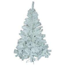 item 4 new 6ft 180cm snow white pine artificial christmas xmas tree 400 tips free post new 6ft 180cm snow white pine artificial christmas xmas tree 400 - White Fake Christmas Tree