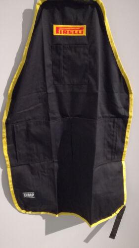 Abbigliamento e accessori Uomo: abbigliamento GREMBIULE DA MECCANICO PREZZO SPECIALE RESISTENTE COTONE NERO OMP RACING NB/1879