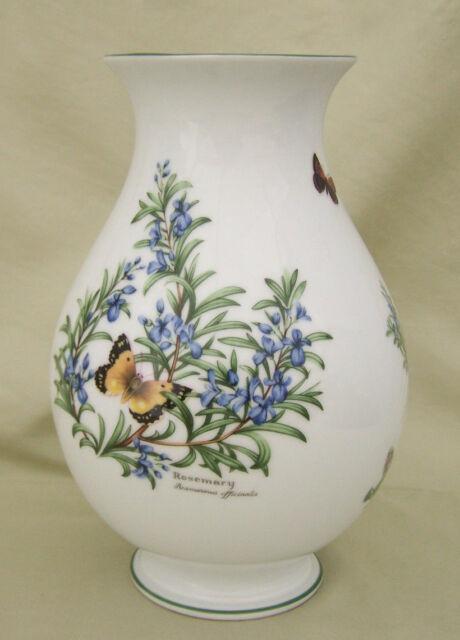 Royal Worcester Palissy Large Vase 10 High Ebay