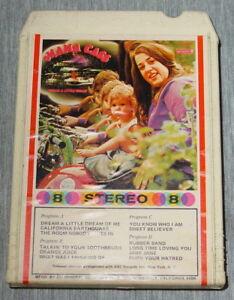 Mama-Cass-Dream-A-Little-Dream-8-Track-Stereo-Tape-Cartridge