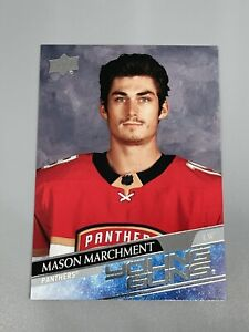Mason Marchment 2020-21 Upper Deck Series 2 Young Guns Rookie RC SP 457 Panthers