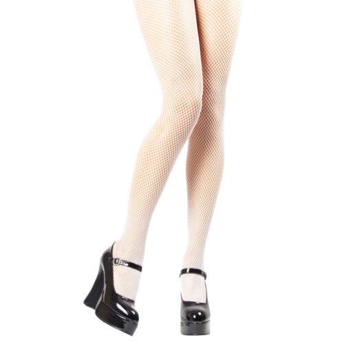 Collants résille Classique Collant rouge noir blanc femme BONNETERIE robe fantaisie