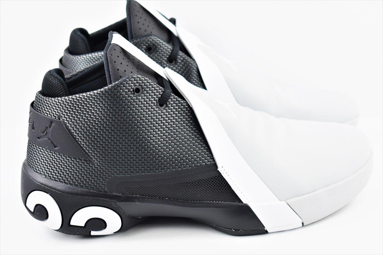 Nike Air Jordan Ultrafly Mens Size 10 Basketball shoes Black Grey AR0044 001