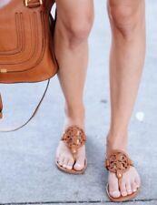 816899d140aa0f item 5 Tory Burch Miller Vintage Vachetta Leather Flip Flop Sandals Size  8.5M  3 -Tory Burch Miller Vintage Vachetta Leather Flip Flop Sandals Size  8.5M  3