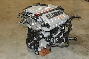 New OEM VW Eos Audi A3 3.2L 24V VR6 BUB Complete Engine ...