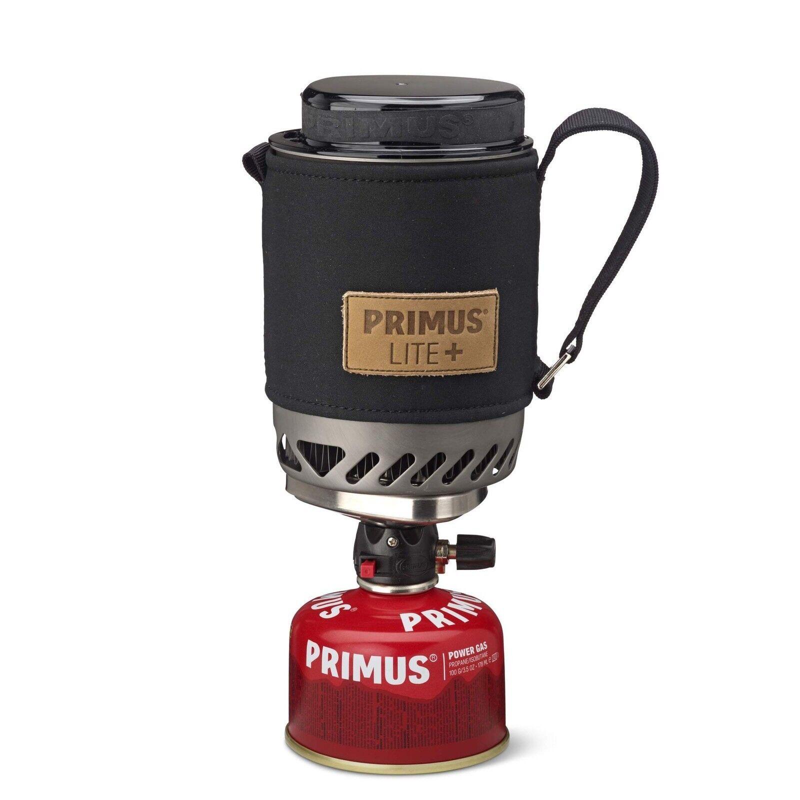 Primus Lite Plus Cocina de Trekking, negro
