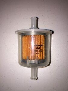 [SCHEMATICS_48ZD]  Fram G2 In-Line Fuel Filter   eBay   Fram G2 Inline Fuel Filter      eBay